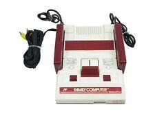 Console Nintendo Family Computer Famicom AV Mod Composite