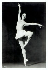 1989 Original Photo Joffrey Ballet Dancer Leslie Carothers in Suite Saint Saens