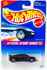 Hot Wheels No. 287 Steel Stamp Series #2 Zender Fact 4 5 Spoke Wheels New 1995