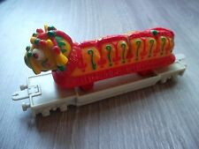 Thomas & friends - chinese dragon and carriage wagon