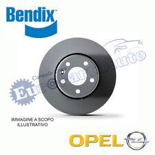 Coppia dischi freno anteriore Opel Corsa,Kadett,Zafira 569017 = 561142 = 5062