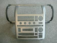 2003 - 2007 Infiniti G35 Radio Climate Controls Instrument Bezel OEM Factory