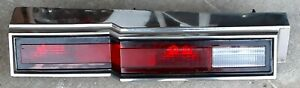 Oldsmobile Toronado: 1979-1985, Left Tail Light Assembly,Complete.