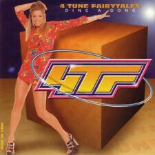 4 TUNE FAIRYTALES - Ding a dong 2TR CDS 1999 / EURODANCE / HAPPY HARDCORE / ID&T