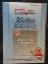 Learning made Easy, Introductory Mathematics Part 2, L1 DVD