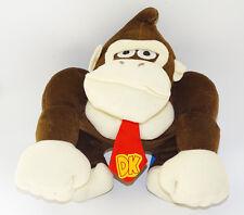 "10"" Super Mario Brothers DONKEY KONG Stuffed Plush Doll Soft Toy Figure"