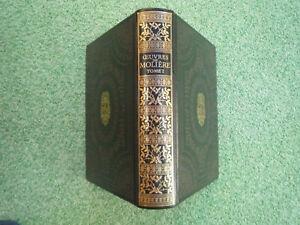 MOLIERE - Oeuvres Complètes - Tome 1 - Edition de luxe Jean  de BONNOT