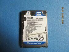WD HDD Festplatte 320GB,
