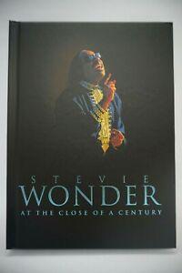 Stevie Wonder - At The Close Of A Century - 4CD Book BOX SET