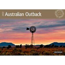 Australia - 2022 Rectangle Wall Calendar AUSTRALIAN OUTBACK By Artique