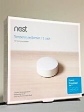 Nest temperature sensor (3-pack) for Nest Learning & Thermostat E- ORIGINAL ITEM