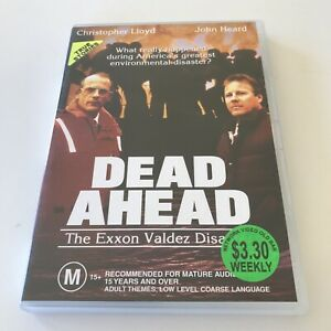 Dead Ahead: The Exxon Valdez Disaster DVD Region 4 Christopher Lloyd John Heard