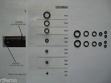 Crosman 140 1400 Rifle - TWO (2) Seal Reseal Repair Kits + Photo + Guide