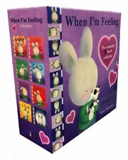When I'm Feeling 8 Books Collection Set Trace Moroney %7c Hard Cover