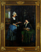 Henry C. Balink (American / Dutch 1882-1963) Original Oil Painting Signed