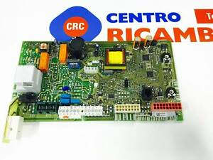PANNELLO COMANDI RICAMBIO ORIGINALE VAILLANT CODICE: CRC0020132764