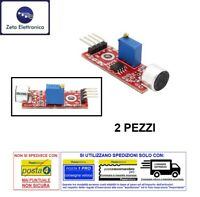 2PZ Module Sensor Sound Detection Voice Noise Ambient Mic Arduino