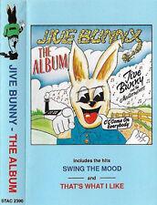 Jive Bunny The Mastermixers The Album CASSETTE ALBUM  Rock & Roll Disco Jazz