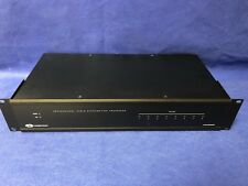 CRESTRON CNX-BIPAD8 CAT5 Audio Distribution Processor 16 sources to 8 outputs