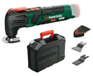 PARKSIDE X12V Akku Multifunktionsgerät Multi-Tool 12 Volt ohne Akku u. Ladegerät