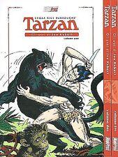 TARZAN 1/3 gli anni di Joe Kubert OFFERTA sconto 70% ed.Magic Press NUOVI FU08