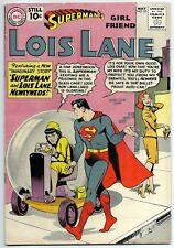 Superman's Girlfriend Lois Lane #25 1961 Fine (6.0)