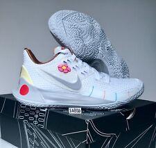Nike Kyrie Irving baixa 2 Sandy Cheeks CJ6953-100 Branco Spongebob Squarepants Tamanho