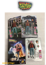 FIGURA NECA BACK TO THE FUTURE II : MARTY MCFLY  35th Collection  en CAJA 18CM