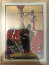 2003 Topps Chrome SHAQUILLE O'NEAL #34 refractor