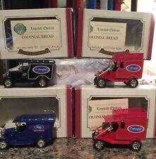 Oxford Die-Cast Metal Replicas of Antique Delivery Trucks/Vans - MIB