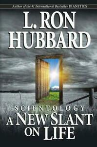 Scientology: A New Slant on Life, Very Good Condition Book, L.Ron Hubbard, ISBN