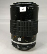 Nikon AIS 105mm f4 Micro-Nikkor Lens.
