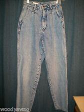 Bill Blass Jeans Size 10 L 100% Cotton Hong Kong Vintage RN 50027 Inseam 31