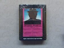 FROM A RADIO ENGINE TO THE PHOTON WING Mike Nesmith Sealed New NOS 8 Track Tape