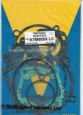 Full Engine Gasket Set KTM 50 KTM50 SX 2001-2008 Liquid Cooled Mitaka (312)