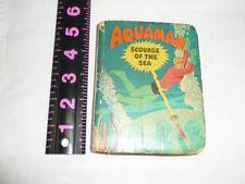 Big Little Books #17 Aquaman: Scourge of the Sea!