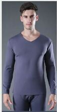 Thermal undershirt Men's clothing Long-sleeved Slim plus thick t-shirt