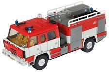 Made in China o.VP EC943 Leiterwagen Feuerwehr Blechspielzeug zum Aufziehen