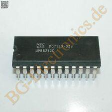 1 x upb8212d I-o porta Circuit-eight bit I//O Port µpb8212d NEC CDIP 24 1pcs