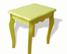 holzhocker hocker hell grun stuhl sitz gunstig holz green bank kinder frau gras