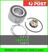 Fits RENAULT KANGOO 2008-Current - Front Wheel Bearing 37X72X37