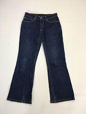 Para Mujeres Jeans de Levi 529 'Bootcut' - W28 L27-lavado azul marino oscuro-Excelente Estado