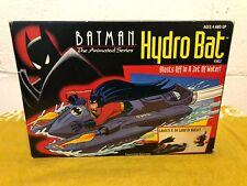 Vintage Batman the Animated Series Hydro Bat Vehicle Kenner 1993 NEW Unused