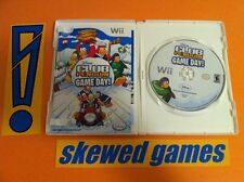 Club Penguin Game Day - Wii Nintendo COMPLETE
