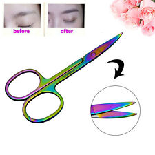 Woman Pro Eyebrow Trimmer Scissors Shaver Knife Hair Removal Beauty Makeup Tools