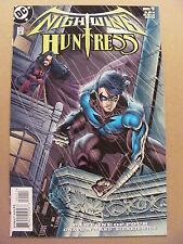 Nightwing Huntress #1 DC Comics 1998 Series 9.6 Near Mint+