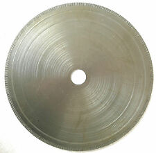 "10"" Diamond Tool Lapidary Rock Saw Blade - 1"" Arbor  Hole"