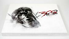 300: RISE OF AN EMPIRE - THE ART OF THE FILM - Hardback Book with SIGNED PRINT