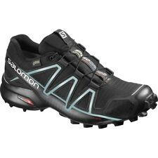 Scarpe Salomon Speedcross 4 GTX Lia 40 383187 Nero