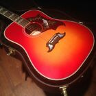 Nr Mint Gibson Dove Custom Shop Limited Edition 1 Of 50 Acoustic Electric Guitar for sale